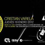 Cristian Varela & Alvaro Martin - Live @ Pirandello Club, Madrid (19-01-2012)