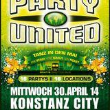 DJ Flya & DJ Decision LiveTape Party United Berrys Konstanz
