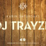 The Warm-Up April 2016 - LIVE from Kabin DC - Trayze