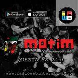 Motim Underground - Rádio Web Interativa - 13/06/2018