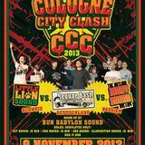 CCC 2013 - 1st ROUND
