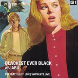 Blackest Ever Black w/ Jabu - 15th August 2017