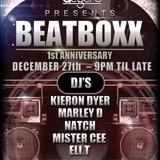 DJ Natch - BeatBoxx 1st Anniversary - Live Recording