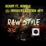 Benny ft. Nimble @ Invaders Station #71 (March 3th 2016)