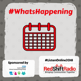9/3/18 - What's Happening Presents The Eighties on RedShift Radio