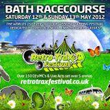 Brad Kells & Caine Brown. RETRO TRAX FESTIVAL (Techno Arena) 12-05-12
