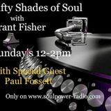 50 Shades of Soul with Paul Fossett 200817 on www.soulpower-radio.com