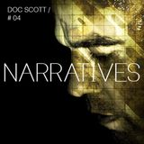 Narratives Music : Podcast 004 - Doc Scott 'Blue Note / History Session'