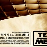 Elio Kr @ Techno Meeting Sevilla 2016