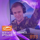 Armin van Buuren – A State Of Trance ASOT 893 – 06-DEC-2018
