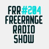 Freerange Radioshow 204 - February 2017 - One hour exclusive guestmix from Adam Port