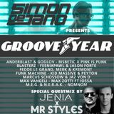 Groove Year #014 - Special Guestmix by Jenia X Mr STYLES