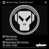 RinseFM 19th October - Ant TC1