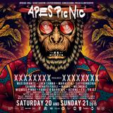 MARASCIA xX APES PIC NIC ➂ Xx PODCAST June 2015