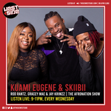The AfroNation Show  20.11.19  Exclusive Interviews with Kuami Eugene and Skiibii