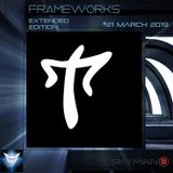 Frameworks Special Edition #21- Progressive Melodic House - Gammawave Radio-Progressive Heaven