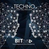 Techno 2018 - Yossi Magnezi & Omri Mordechai Bit Djs