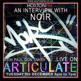 ARTICULATE - NOIR ATS