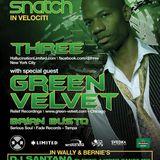 Green Velvet (CD Promo for July 29, 2011 HPC show)
