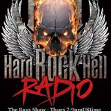 The ROXX Show first at Hard Rock Hell Radio 2nd Feb NEW Bonafide Voodoo Vegas The Erotics Airbourne