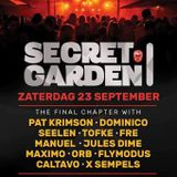 Seelen & Dominico @ Secret Garden 2017 (Closing Edition)