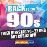 Back to the 90s (15.08.2017) @ Sunshine Live (mit Eric SSL)