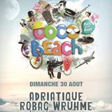 Adriatique - live at Cocobeach, Paris - 30-Aug-2015