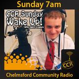 CCR Wakeup With Aaron - @CCRWakeup - Aaron Gregory - 16/11/14 - Chelmsford Community Radio