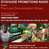 The Live Conversation Show With Mama Ravin & Sweet Lady Hawkins