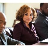 Jasmine Guy of BET's The Quad