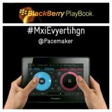 BlackBerry D.J with Pacemaker