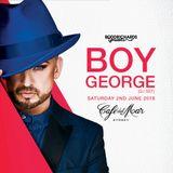 MARK DYNAMIX: DJ Set @ BOY GEORGE, Cafe Del Mar || June 2nd 2018 || House // Progressive || 1h 30min