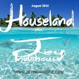 Jey Indahouse - Chill Out & Lounge Mix,  August , Ibiza 2016