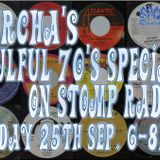 Gurcha's 70's Soulful Special September 2015