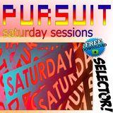 PURSUIT - SATURDAY SESSION VOL 1 (OLDSKOOL HAPPY HARDCORE JUNGLE 92-95 STYLE)
