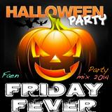 Friday Fever Halloween Edition DJay Faen Tech vocal Deep House Mix 2014