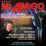 Lion Keezer: Hello Europe! - 1st show 2019!