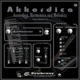 Akkordica Virtual Accordion, Harmonica and Melodica VST Plugin Mix
