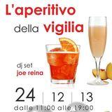 Live @ Antico Caffè - Christmas eve appetizer