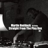 Martin Haddock (DJ Orko) - Straight From The Play Box