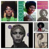 Episodes #166 (#Unforgettable 70's/80's Ladies pt.2 with Jean Carn, Deniece Williams & more)