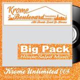 BIG PACK - 004 - KROME UNLIMITED SERIES