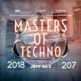 Masters Of Techno Vol.207 by Jeff Hax