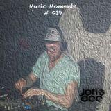 Music Moments #019 by Joris Dee