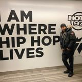 Danny S. Live On Hot 97 New Years Mix Weekend