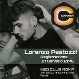 Lorenzo Pestozzi 21 1 16 - CONFUSION ROMA
