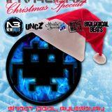 DJ Ruffstuff and MC Funsta - The Bass Invaderz Xmas Special 2011