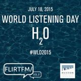 World Listening Day on Flirt FM 101.3