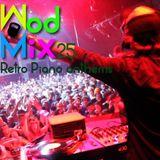 WodMix 25 - Retro Piano Anthems - 20 min