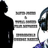 David Jones & Total Sound feat. Devonne - Incredible ((Icebox Remix)